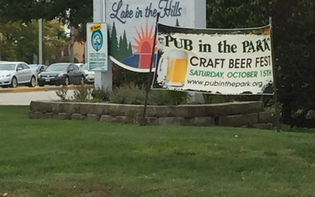 Pub in The Park Craft Beer Fest Event