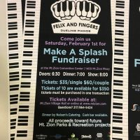 Mount Zion Convention Center Community Splash Pad Fundraiser
