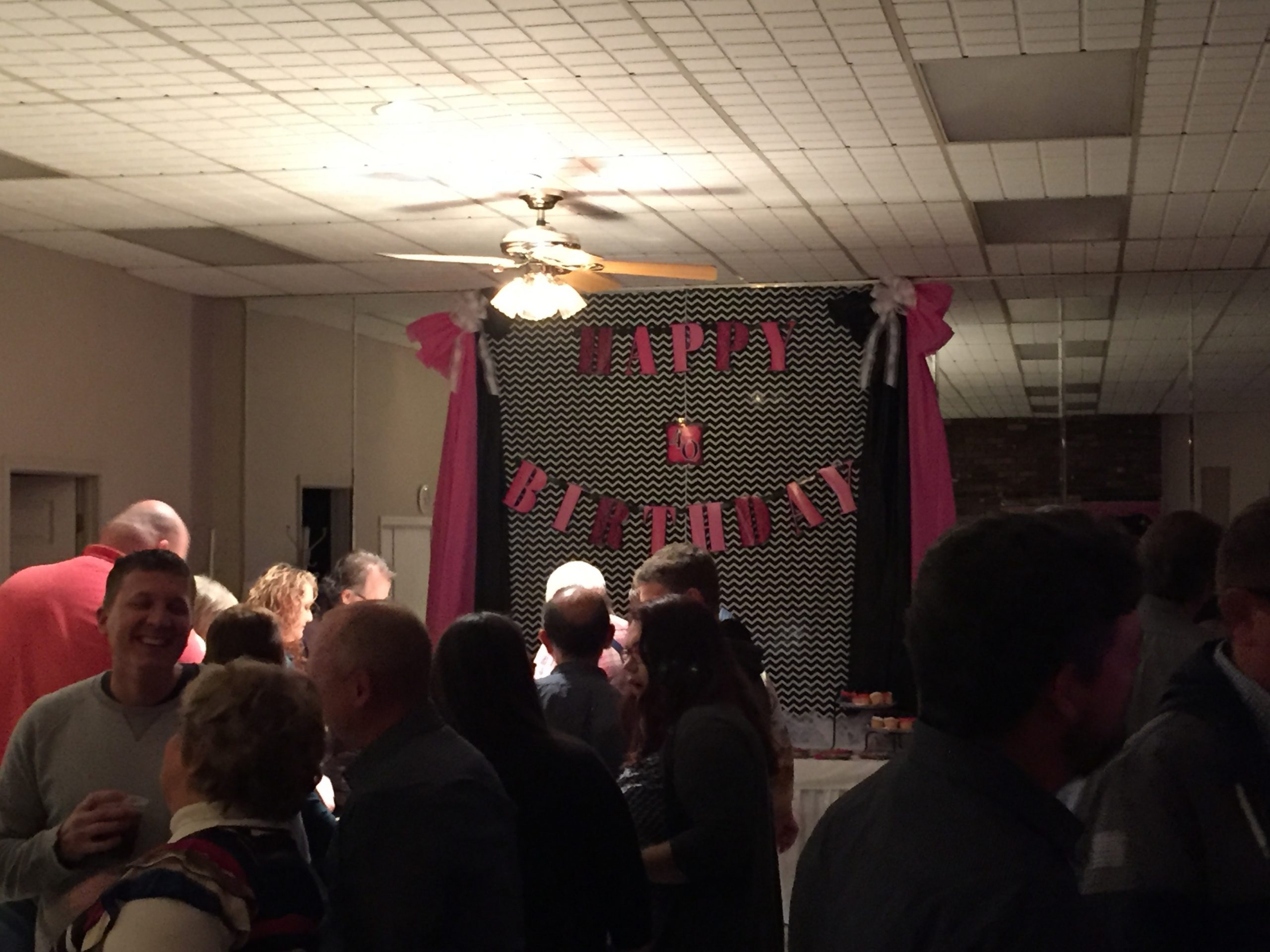 St Charles Elk Club Lodge Birthday Party