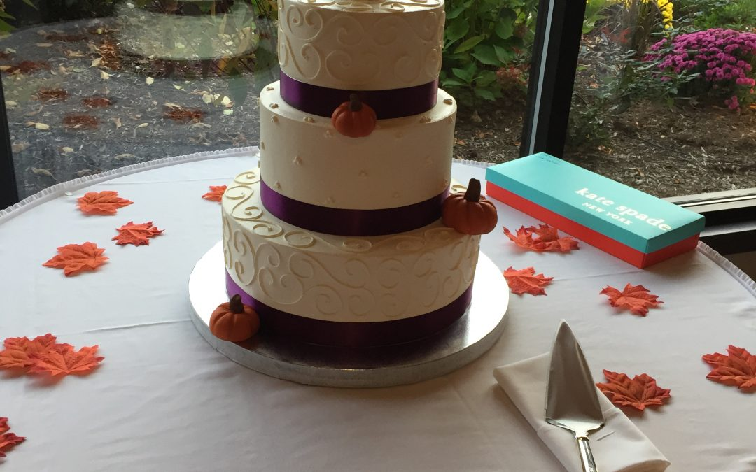 Silver Lake County Club Fall Wedding