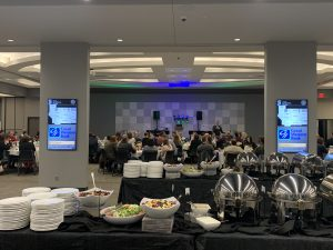 Scott Conference Center Corporate Event Food