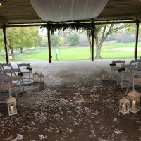 Grand Geneva Resort Beautiful Outdoor Wedding