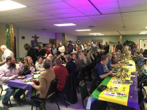 Saint Mary Annual Mardi Gras Fundraiser