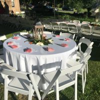 Southern Style Private Wedding Event