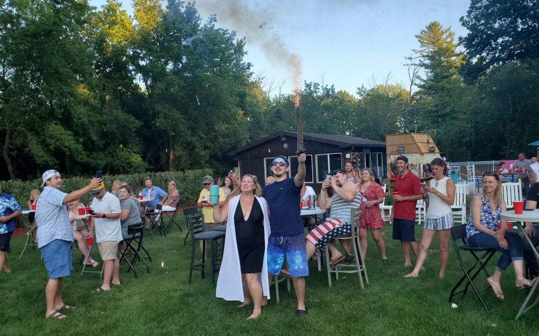 Double Fun July 4th Private Birthday Event