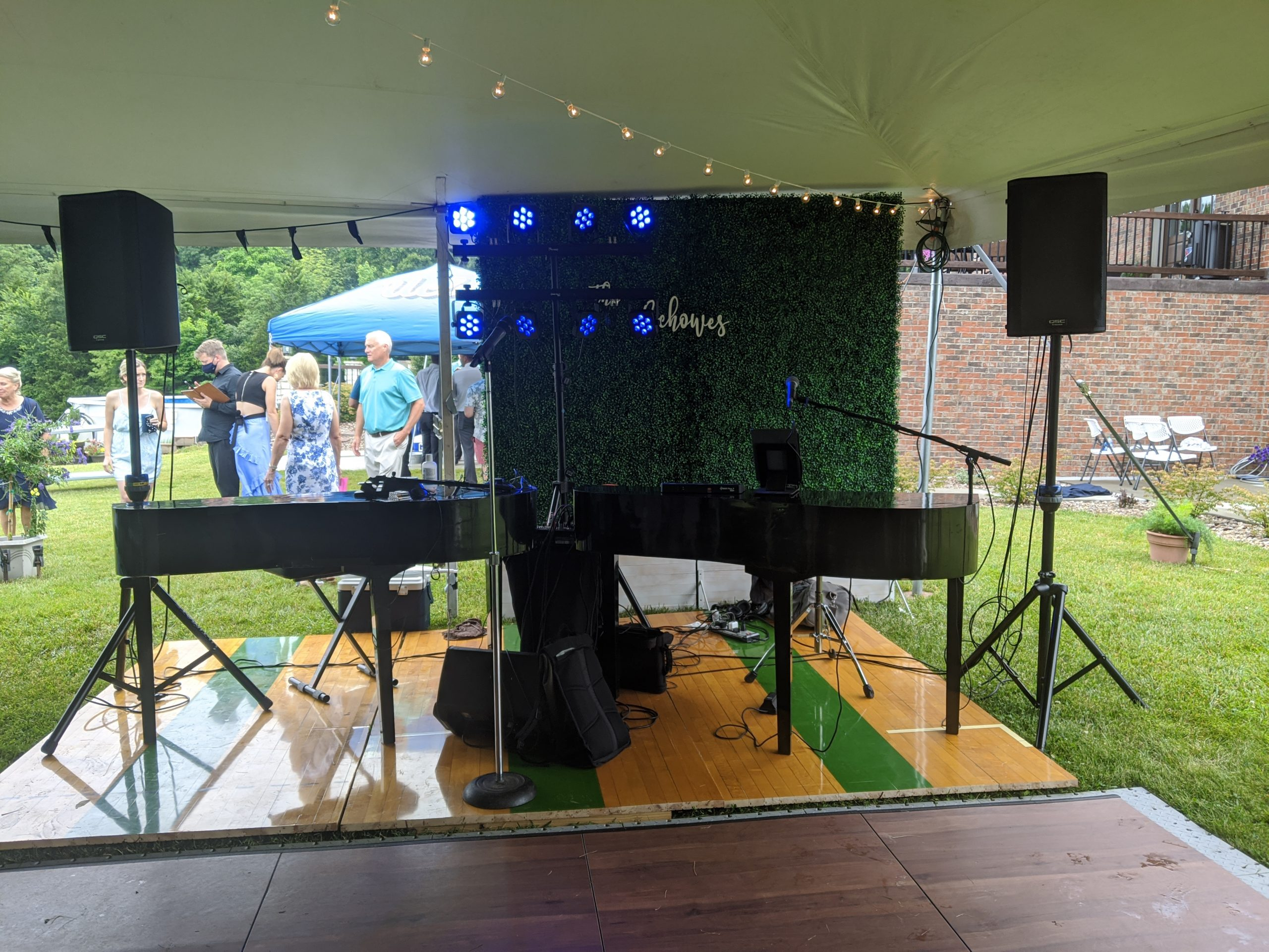 New Haven Private Home Wedding Event