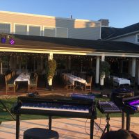Wannamoisett Country Club Member Event stage view