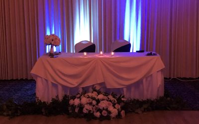 White Deer Run Golf Club Wedding Event