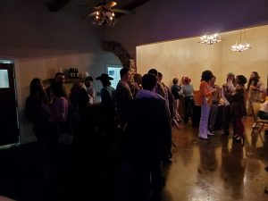 Lone Star Lodge Surprise Birthday Party Dance