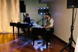 Arterra Event Gallery Wedding performer