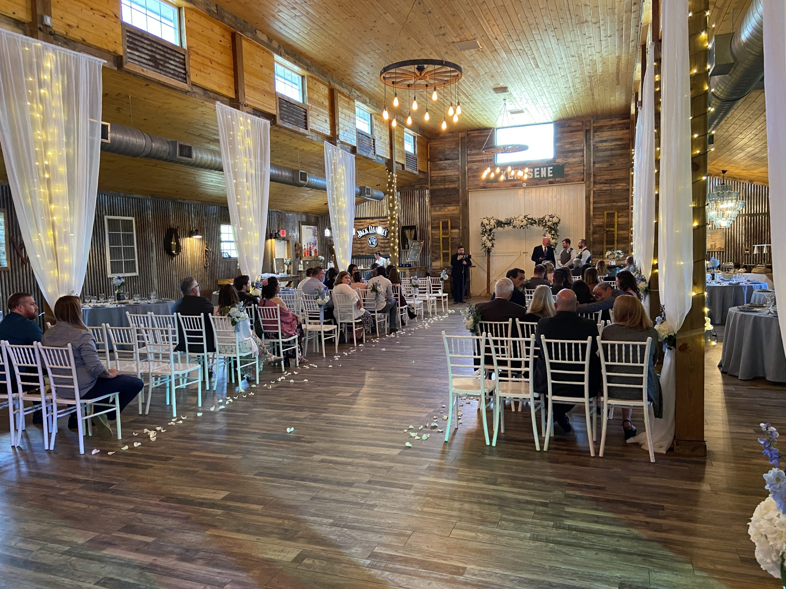 Naples Wedding Barn Celebration